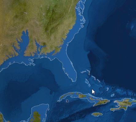 Amazing Interactive Map Reveals Earth After The Ice Melts and Sea