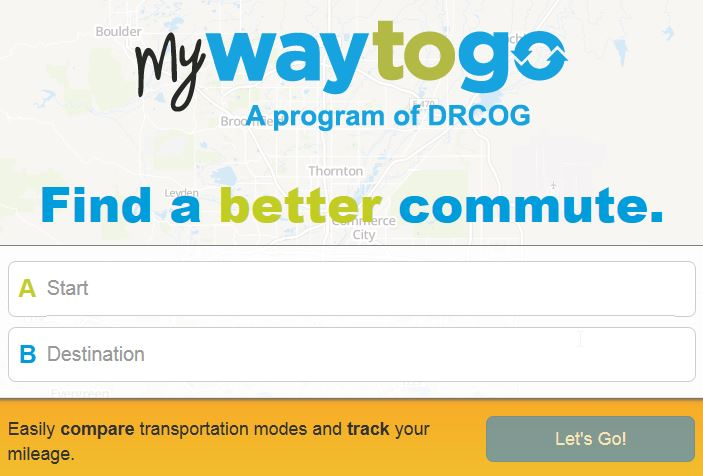 drCOG myway to go