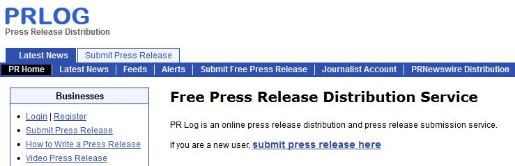 PRLog - www.prlog.com