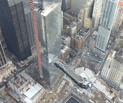 world trade center WTC 1