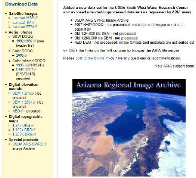 arizona image server