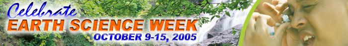 Earth sciences week