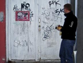 trimble graffiti